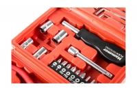 Набор инструментов Hammer Flex 601-041 23 предмета в кейсе
