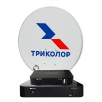 Комплект Триколор на 2 ТВ.(Аб.плата-2000руб/год)